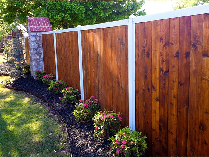 Privacy Fence System
