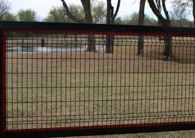 Residential Welded Wire Fence Gate
