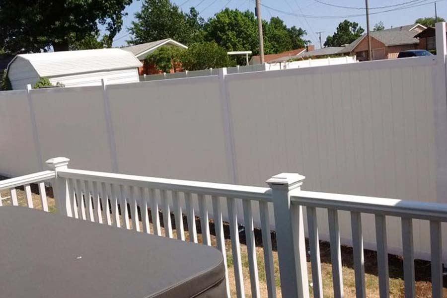 Gallery Of Residential Amp Commercial Privacy Fence Ideas