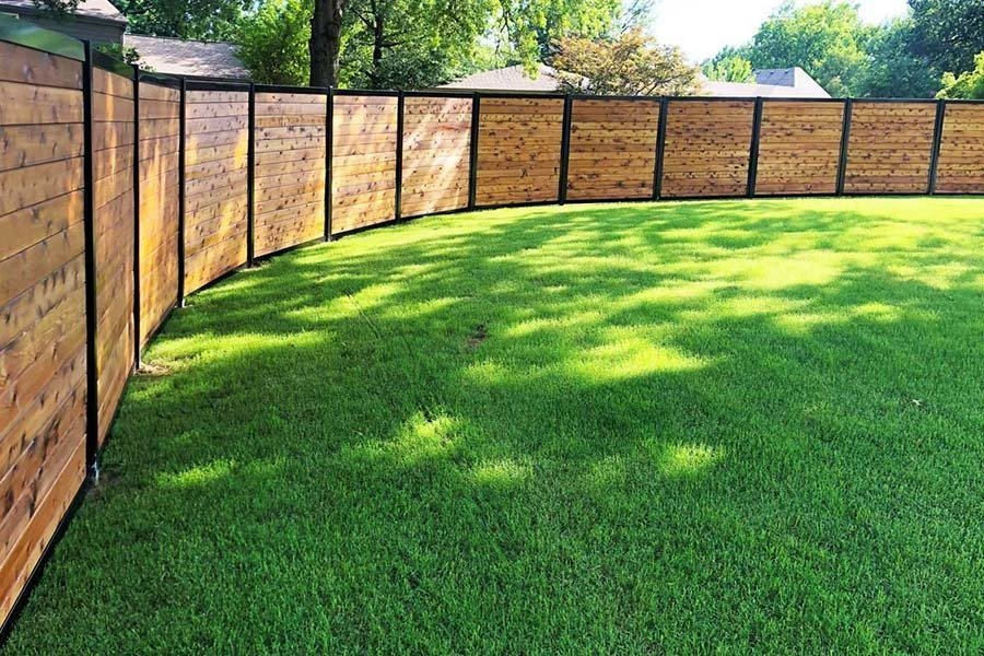 Is A Horizontal Fence Right For You Here Are Some Things To