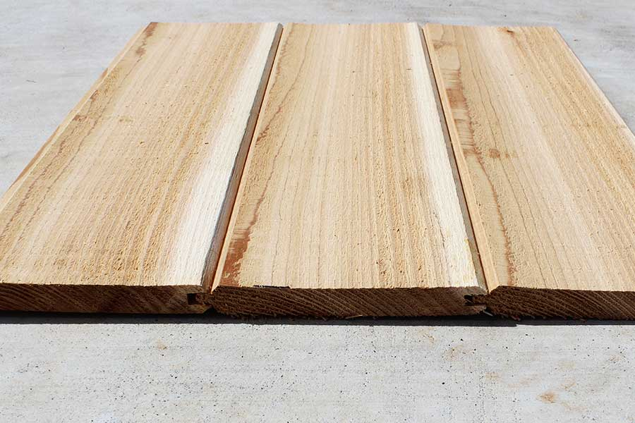 Tongue & Groove Cedar Pickets