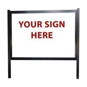 4x6 Sign Kit