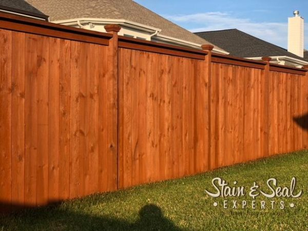 Stain & Seal Semi Solid Fence Stain & Sealer (Auburn)