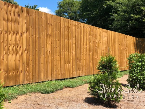 Stain & Seal Semi Solid Fence Stain & Sealer (Palomino)