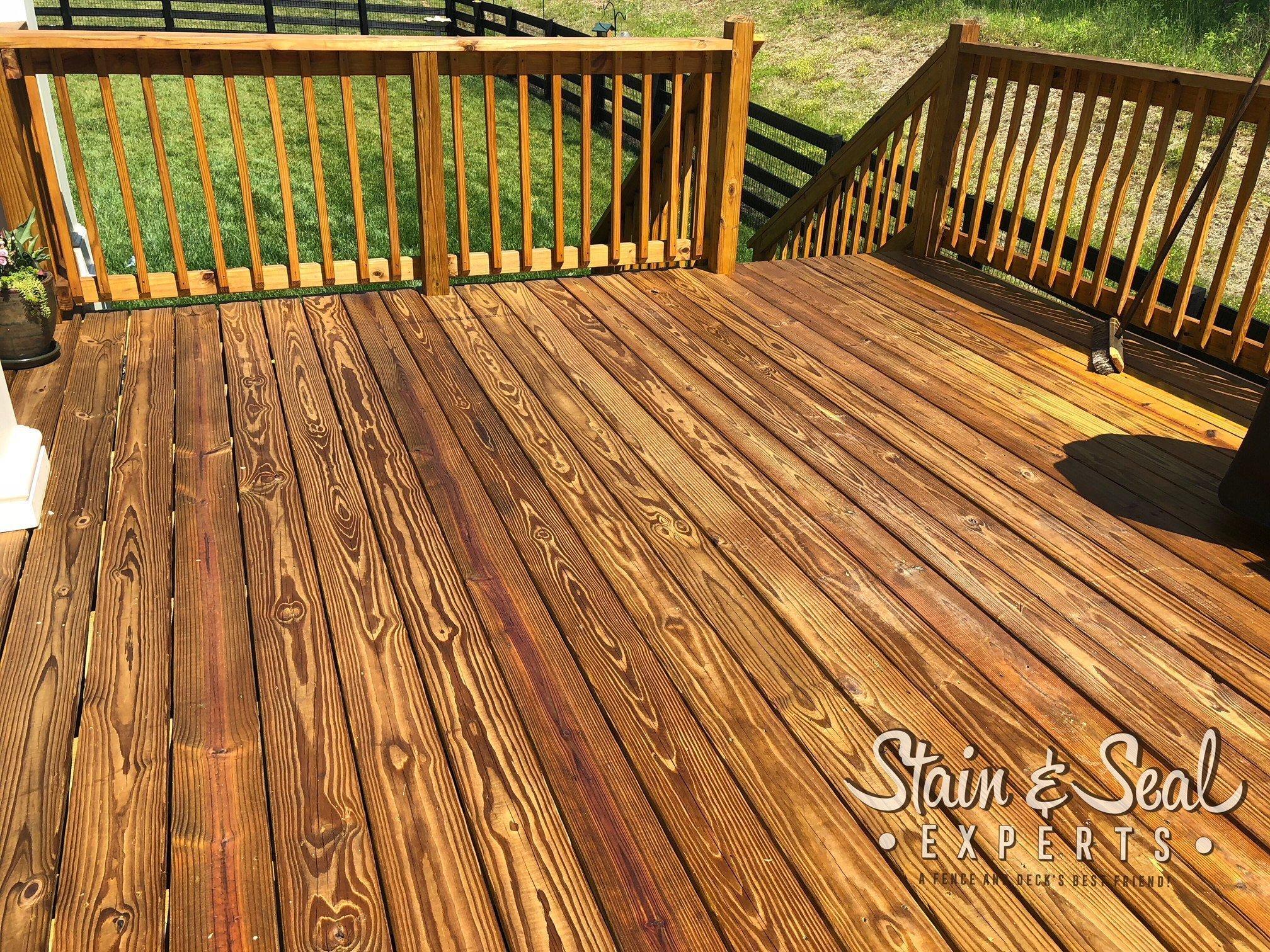 Semi Transpa Deck Stain Sealer 5