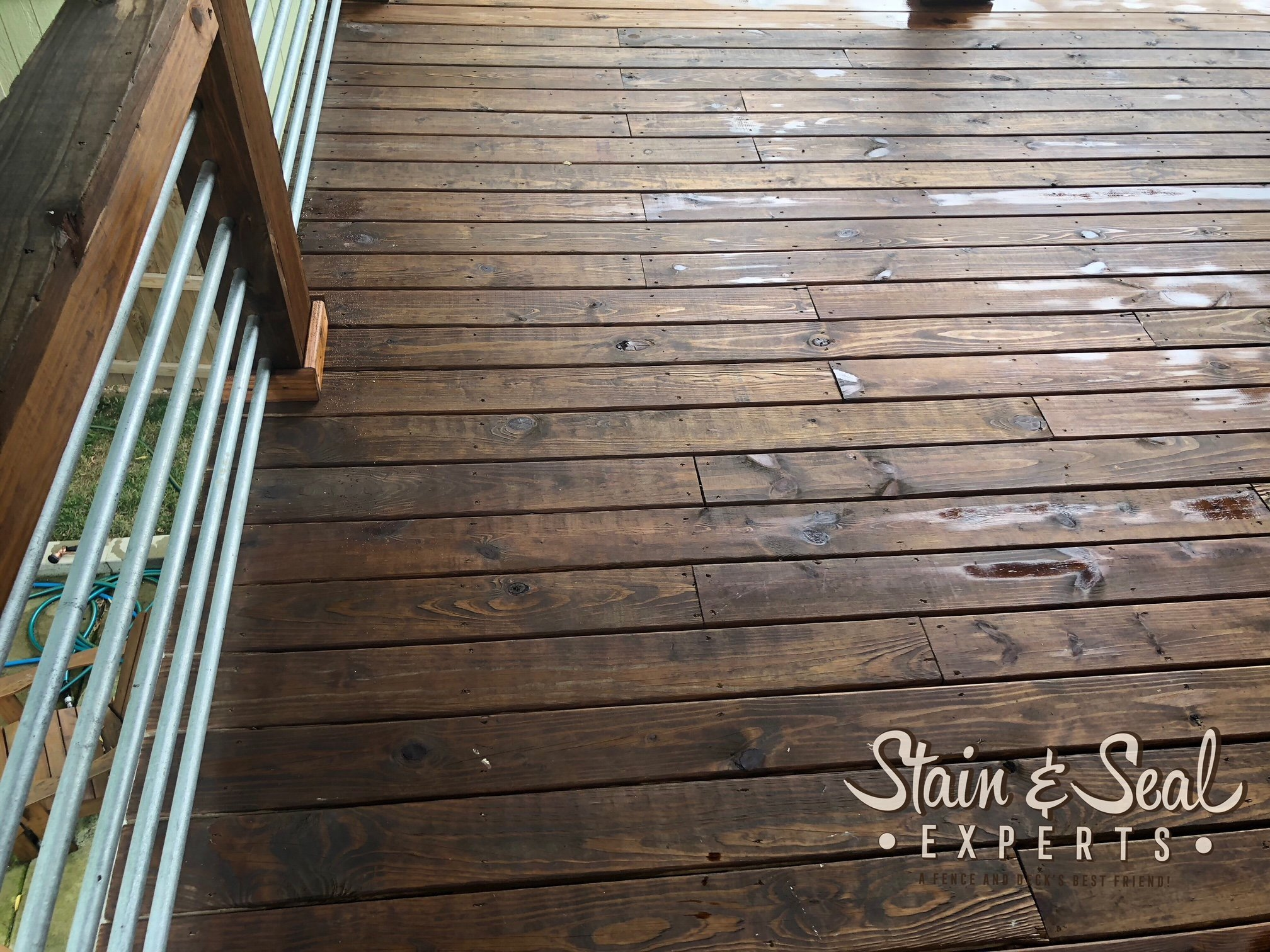 Picture of: Semi Transparent Deck Stain Sealer 5 Gallons Free Shipping Perimtec