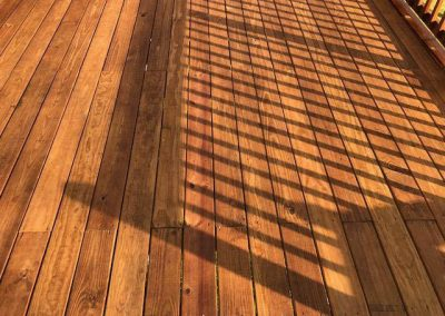 Pecan Deck Stain