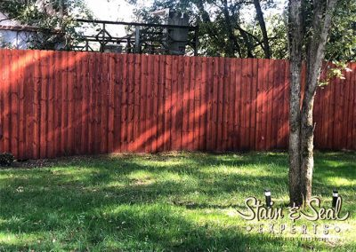 Redwood Fence Stain