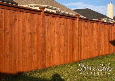 Auburn Fence Stain