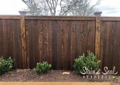 Walnut Fence Stain