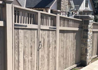 Slate Gray Fence Stain