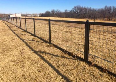 Cattle Panel Fence