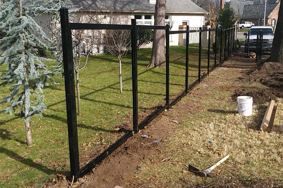 FenceTrac Fence Frame Panels