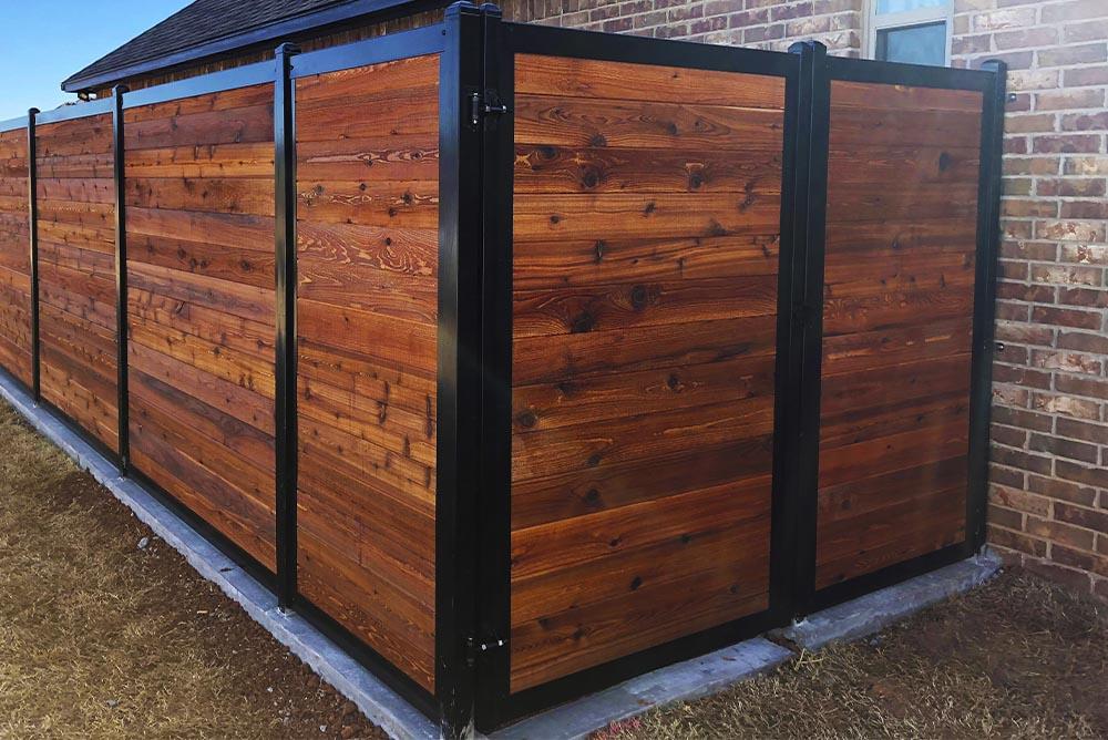 Side Yard Gate Kit