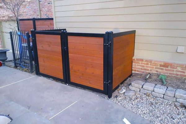Utility Gate Enclosure