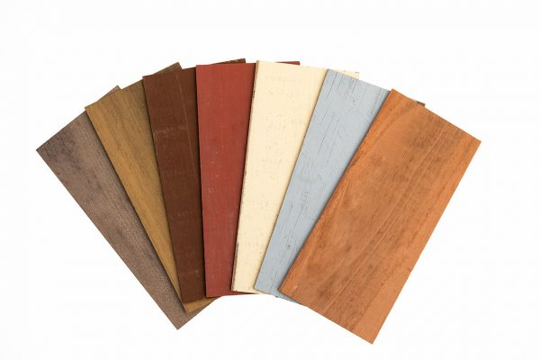 Rewoodd Reclaimed Wood Peel & Stick Painted Wall Boards