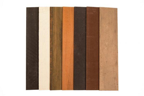 Rewoodd Reclaimed Wood Painted Peel & Stick Boards