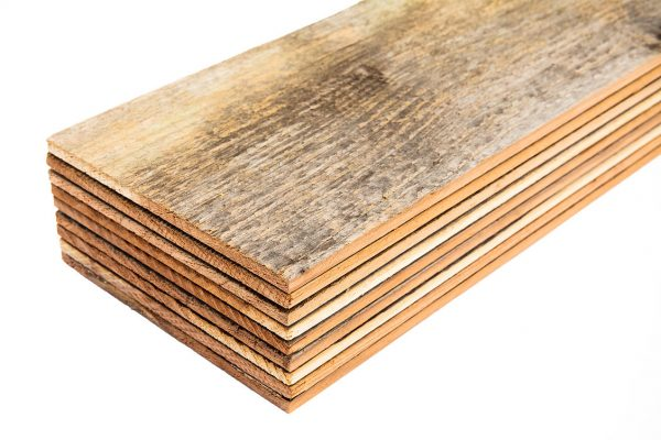 Rewoodd Reclaimed Wood Peel & Stick Wall Planks