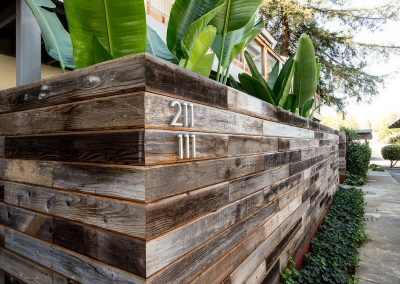 Rewoodd Reclaimed Wood Planter Boxes