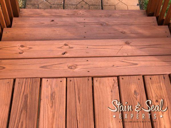 Restorative Stain & Seal Deck Stain 5 Gallons (Auburn)