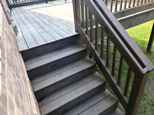 Restorative Stain & Seal Deck Stain 5 Gallons (Chocolate)