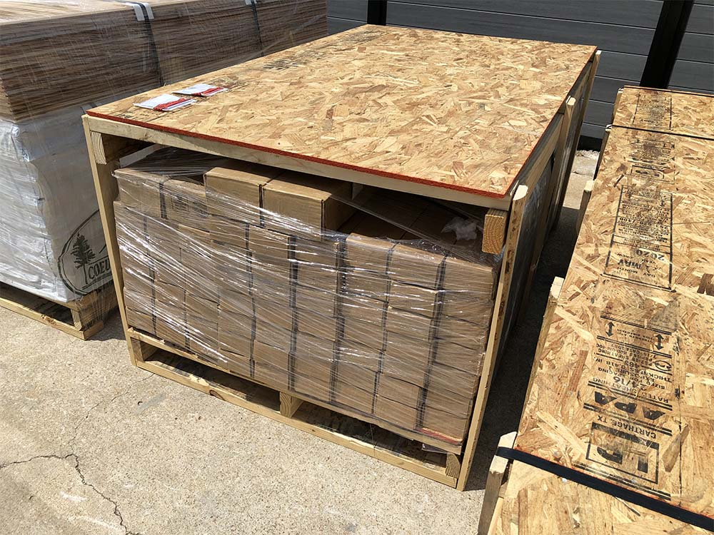 Crated Frame Kits