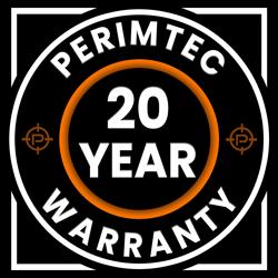 Perimtec 20-Yr Warranty
